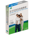 CACA 全方位安全防護專家 Internet Security Suite Plus 2008