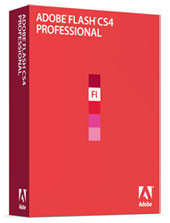 AdobeADOBE FLASH CS4 PROFESSIONAL