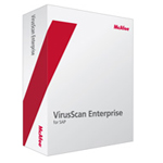 McAfeeMcAfee VirusScan Enterprise for SAP