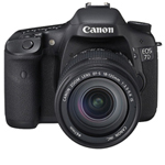 CanonEOS 7D kit (18-135mmIS)