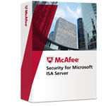 McAfeeMcAfee Security for Microsoft ISA Server