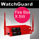 WatchGuardFire Box X5W