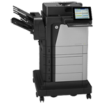 HPHP LaserJet Enterprise Flow M630z 多功能事務機