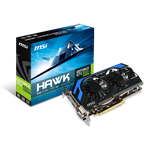 MSI微星N650Ti BOOST HAWK