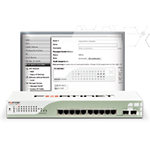 FORTINETFORTINET FORTISWITCH 448D-POE