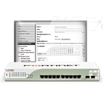 FORTINETFORTINET FORTISWITCH 448D-FPOE
