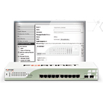 FORTINETFORTINET FORTISWITCH 548D-FPOE