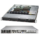 SuperMicroSuperMicro SuperServer 6018R-TDTPR