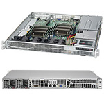 SuperMicroSuperMicro SuperServer 6018R-MDR