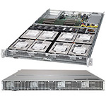 SuperMicroSuperMicro SuperServer 6018R-TD8