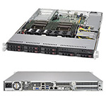 SuperMicroSuperMicro SuperServer 1028R-TDW