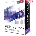 cyberlink訊連科技CyberLink AudioDirector 7