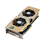 HISHIS R9 280X iPower IceQ X2 Turbo Boost Clock 3GB GDDR5 PCI-E DLDVI-I/HDMI/2xMini DP