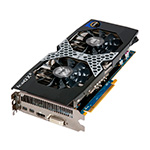 HISHIS R9 270X IceQ X2 Turbo Boost Clock 2GB GDDR5 PCI-E DLDVI-I/HDMI/2xMini DP