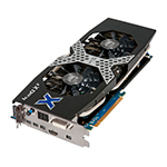 HISHIS 7970 X Turbo 3GB GDDR5 PCI-E DVI/HDMI/4xMini DP (iPower)