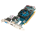 HISHIS 5450 Fan 2GB DDR3 PCI-E DVI/HDMI/VGA