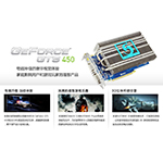 SparkleGeForce 400 Series GTS450 1G 靜音版