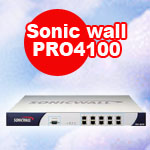 SonicWallPRO 4100